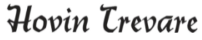 Hovin Trevare logo