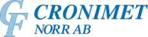 Cronimet i Norr AB Luleå logo