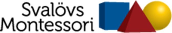Svalövs Montessoriförskola logo