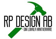 Rp Design AB logo