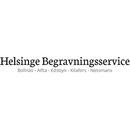 Helsingebegravningar Alfta logo