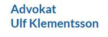 Advokat Ulf Klementsson AB logo
