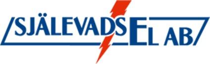 Själevads El AB logo