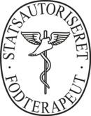 Klinik For Fodterapi v/ Malene Pickering og Charlotte Herslev logo