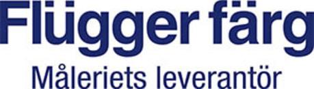 Flügger färg Sandviken logo