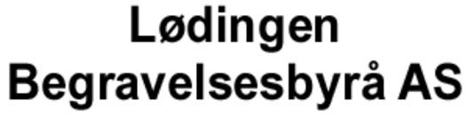 Lødingen Begravelsesbyrå AS logo