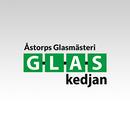 Glaskedjan i Åstorp logo