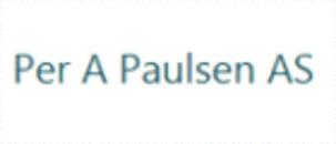 Per A Paulsen AS logo
