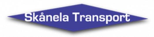 Skånela Transport AB logo