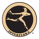 Interflora Isaksen Blomster logo