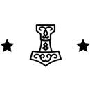 Laulund Byg logo