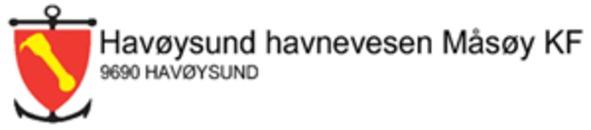 Havnevesenet Havøysund logo