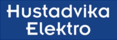 Hustadvika Elektro AS logo