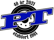 Padøy Transport AS logo