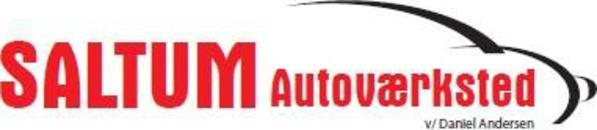 Saltum Autoværksted ApS logo
