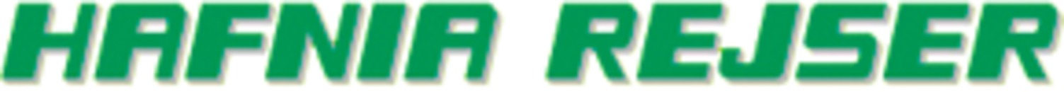 Hafnia Rejser logo
