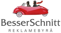 Besserschnitt Reklamebyrå logo