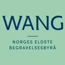 Wang begravelse Kolbotn logo