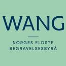 Wang begravelse Holtet logo