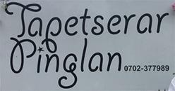 Tapetserar Pinglan logo