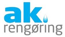 Ak Rengøring ApS logo
