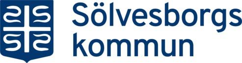 Näringsliv och arbete Sölvesborgs kommun logo