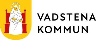Kommun & demokrati Vadstena kommun logo