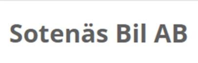 Sotenäs Bil AB logo