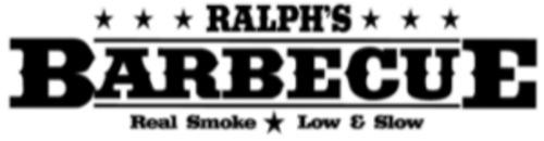Ralph's Barbecue AS logo