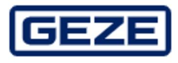 Geze Norge AS logo