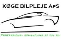Køge Bilpleje ApS logo