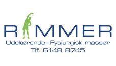 Rimmer - Udekørende Fysiurgisk Massør logo