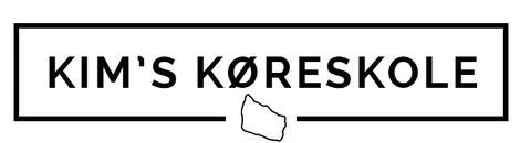Kims Køreskole logo