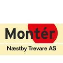 Monter Næstby Trevare logo