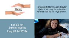Marias Seniorservice ApS logo
