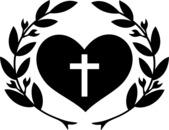 Aulum Begravelse logo