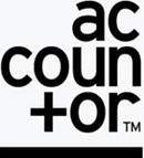 Accountor Ekstern Regnskap logo