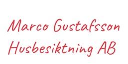Marco Gustafsson Husbesiktning, AB logo