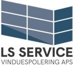 LS Service - Vinduespolering ApS logo