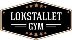 Lokstallet Gym logo