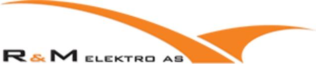 R & M Elektro logo