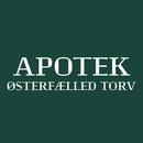 Østerfælled Torv Apotek - afhent din ordre hele døgnet! logo