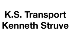 K.S. Transport Kenneth Struve logo
