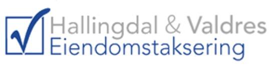 Hallingdal og Valdres Eiendomstaksering AS avd Valdres logo