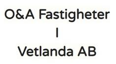 O&A Fastigheter I Vetlanda AB logo