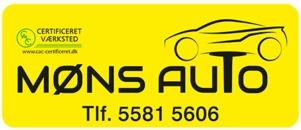 Møns Auto ApS logo