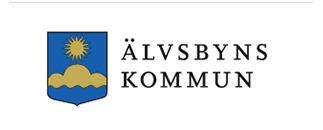 Omsorg och stöd Älvsbyns kommun logo