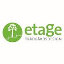 Etage Trädgårdsdesign logo