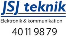 JSJ Teknik logo