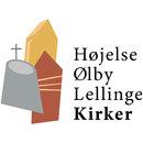 Højelse, Ølby og Lellinge kirker logo